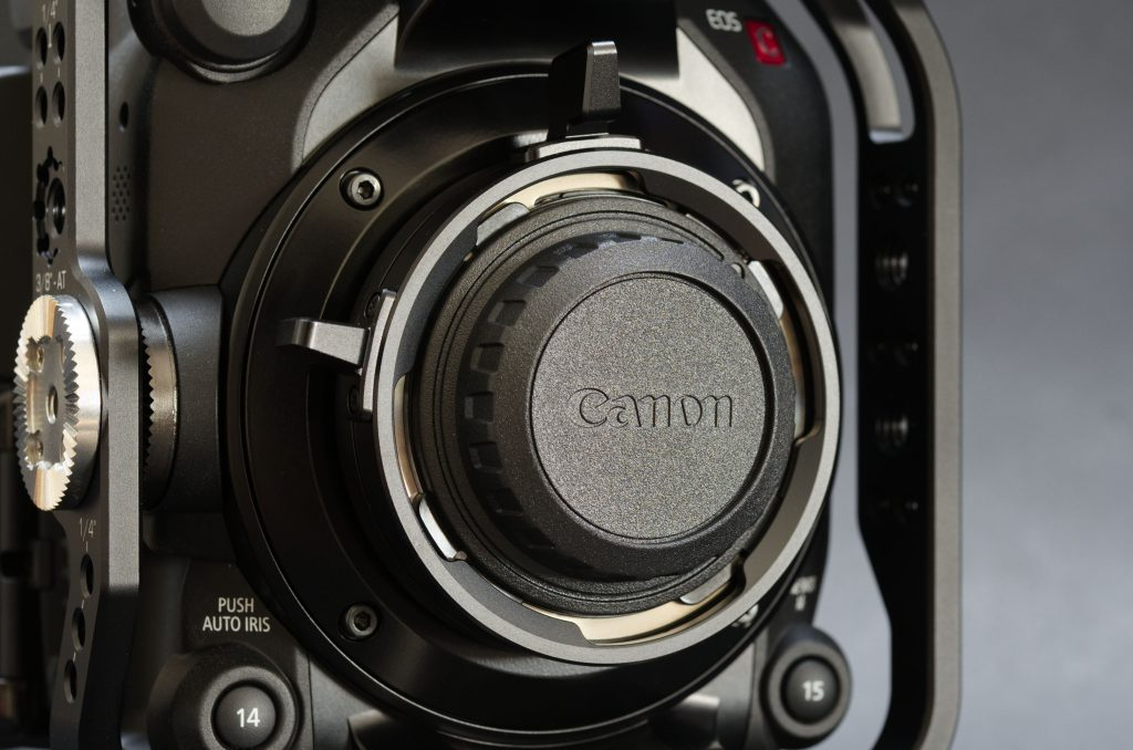 Canon PM-V1 PL Mount for C500mkII/C300mkIII